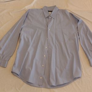 Barneys New York Men's Dress Shirt